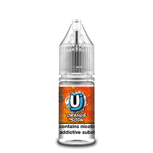 Orange Soda 10ml Ultimate Juice (Box of 10)