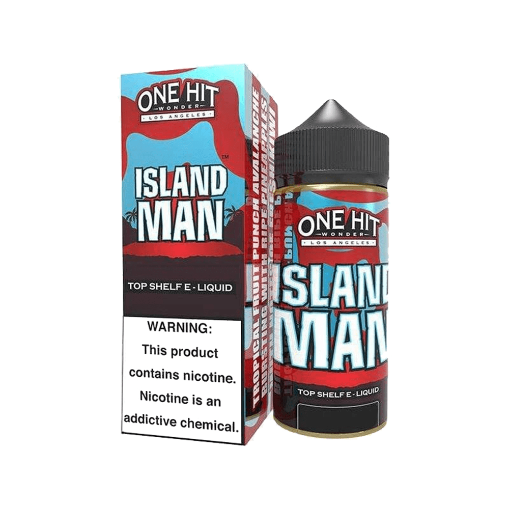 Island Man 100ml One Hit Wonder