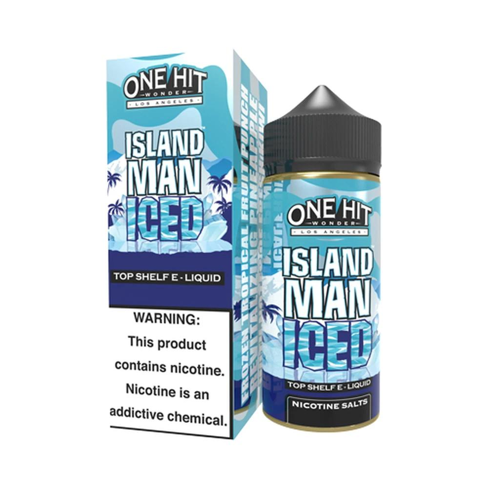 Island Man Iced 100ml One Hit Wonder
