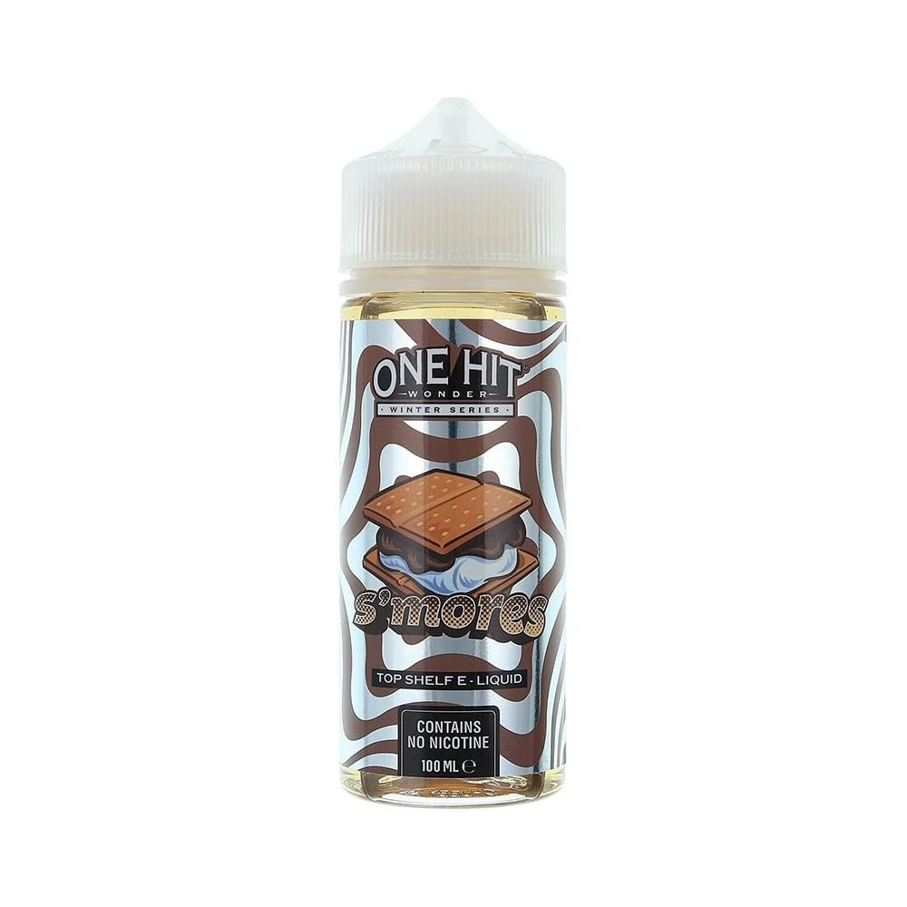 S'mores 100ml One Hit Wonder