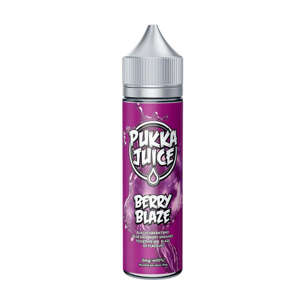 Berry Blaze 50ml Pukka Juice