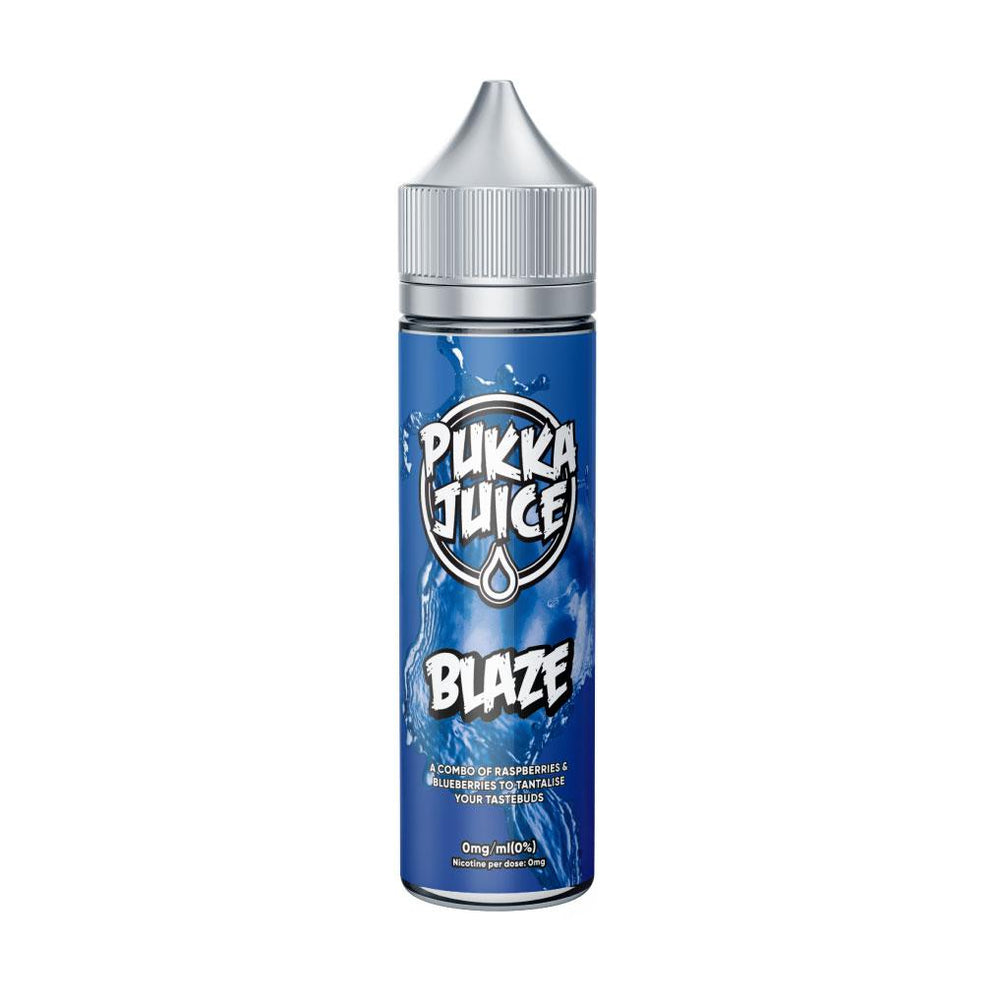 Blaze 50ml Pukka Juice