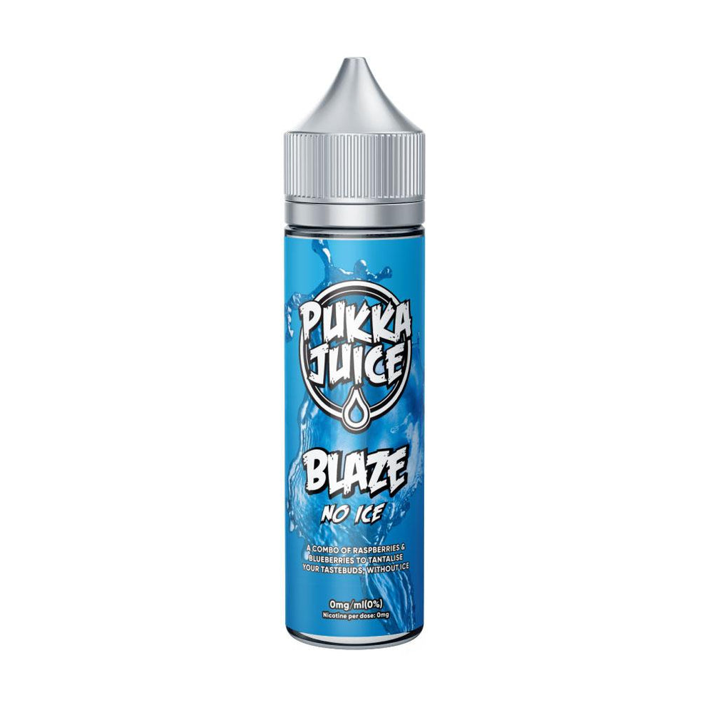 Blaze No ice 50ml Pukka Juice