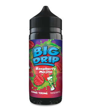 Raspberry Mojito 100ml Big Drip