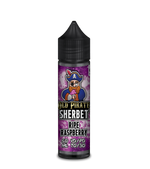 Old Pirate Ripe Raspberry Sherbet 50ml Short-fill