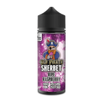 Old Pirate Sherbet 100ml Short Fill Ripe Raspberry