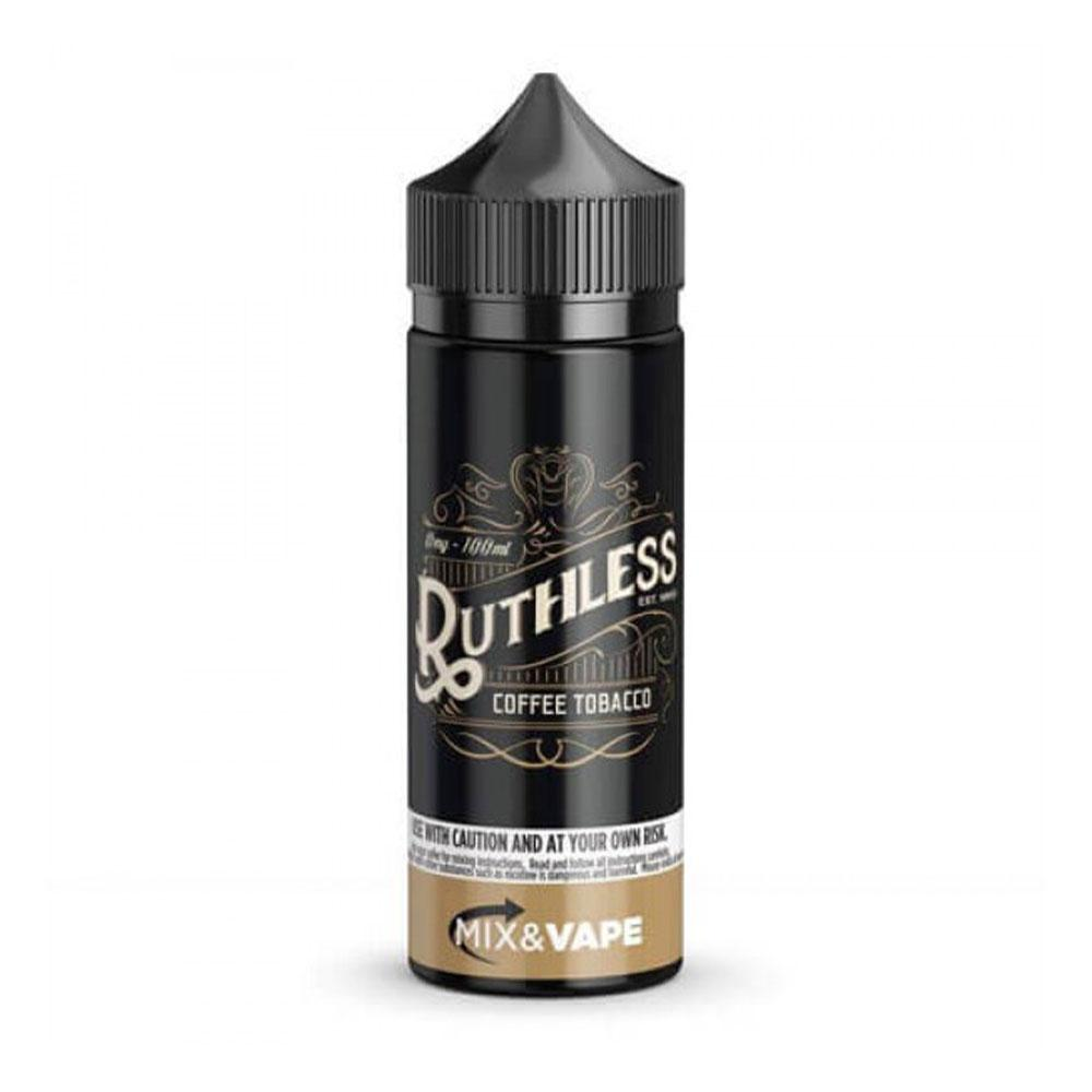 Coffee Tobacco 100ml Ruthless