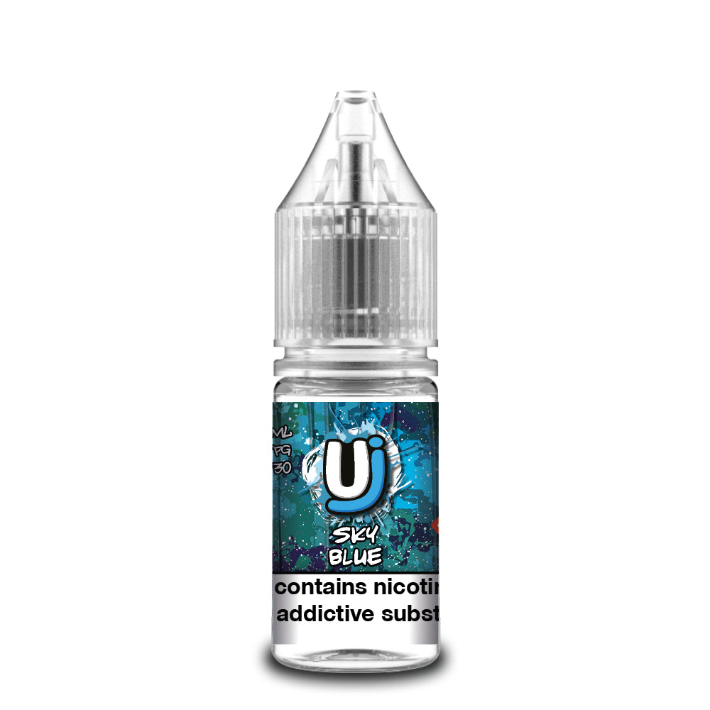 Sky Blue 10ml Ultimate Juice (Box of 10)