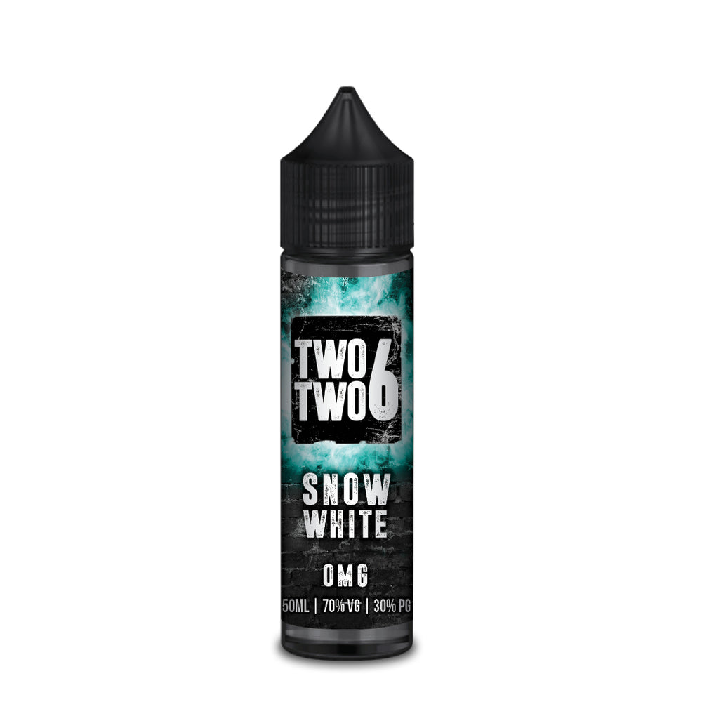 226 OG Snow White 50ml Short–fill