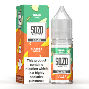 Mango Lime 10ml SQZD