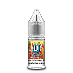 Strawberry Custard 10ml Ultimate Juice (Box of 10)