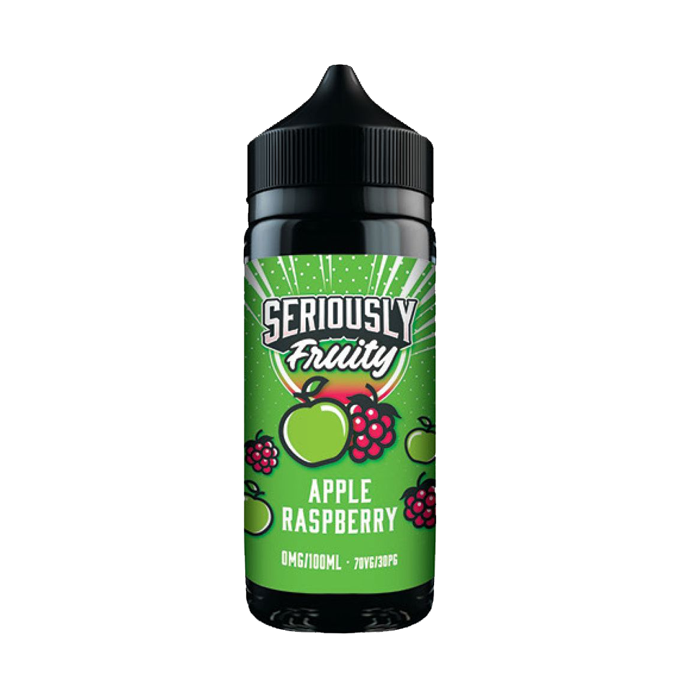 Apple Raspberry 100ml Seriously Fruity