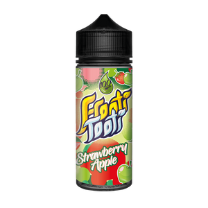 Strawberry Apple 100ml Frooti Tooti