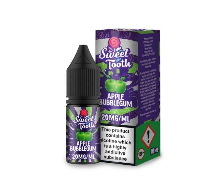 Apple Bubblegum 50mls Sweet Tooth