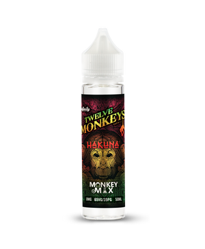 Hakuna 50ml Twelve Monkeys