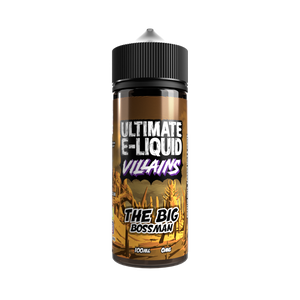 Ultimate E-Liquid Villains – The Big Bossman