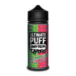 Ultimate Puff Candy Drops Watermelon & Cherry 100ml Short–fill