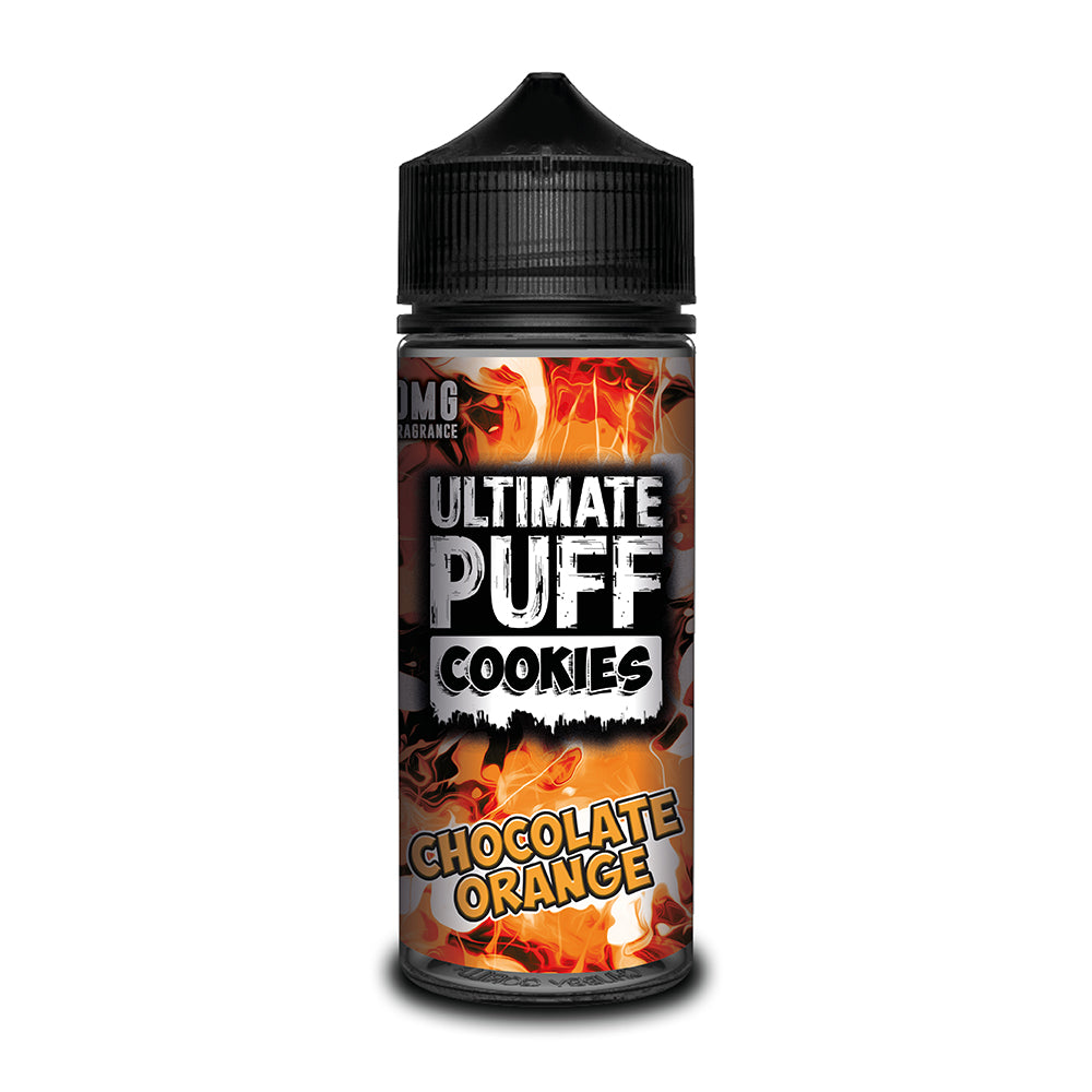 Ultimate Puff Cookies - Chocolate Orange 100ml Short–fill