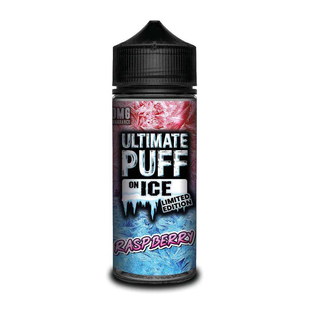 Ultimate Puff On Ice Limited Edition - Raspberry