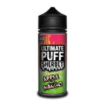 Ultimate Puff Sherbet - Apple & Mango 100ml Short–fill