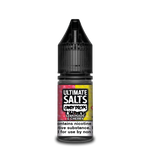 Ultimate Salts Candy Drops 10ml Lemonade & Cherry (Box of 10)