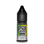 Ultimate Salts Candy Drops 10ml Lemon & Sour Apple (Box of 10)