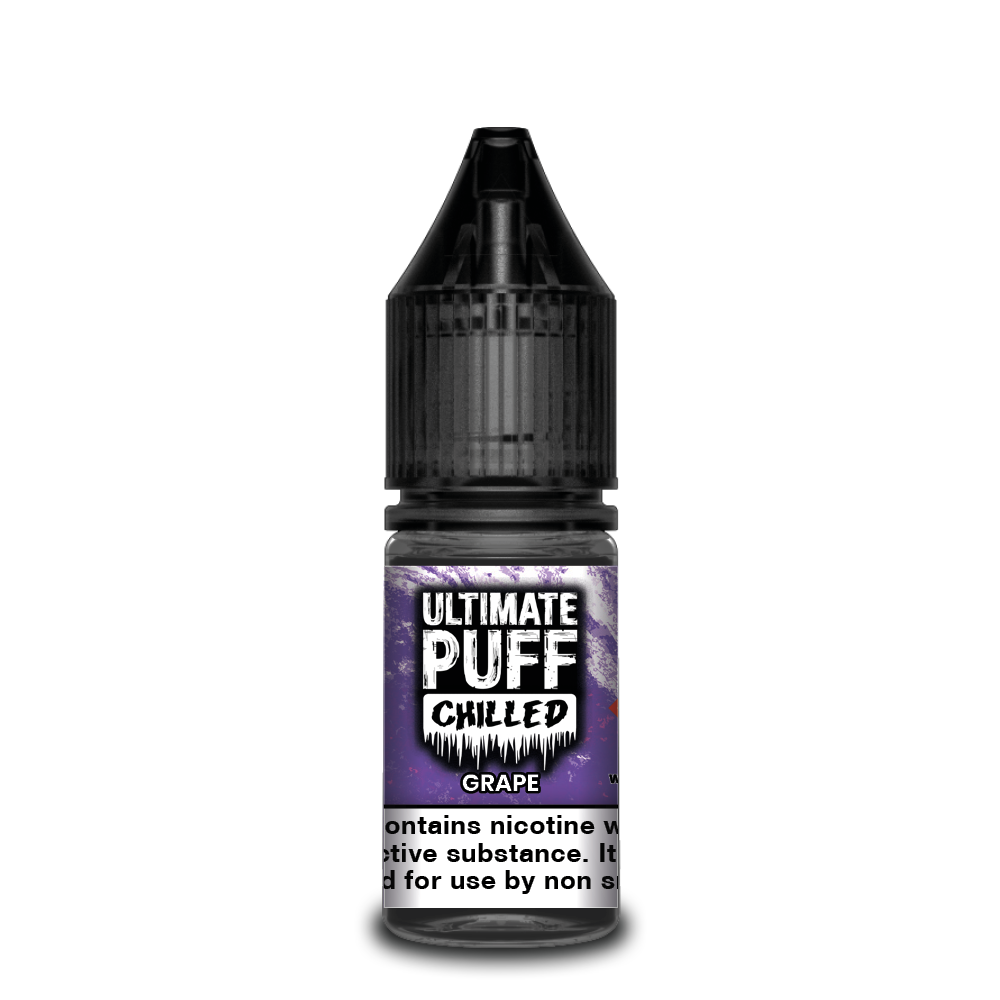 Grape 10ml Ultimate Puff 50/50 (Box of 10)