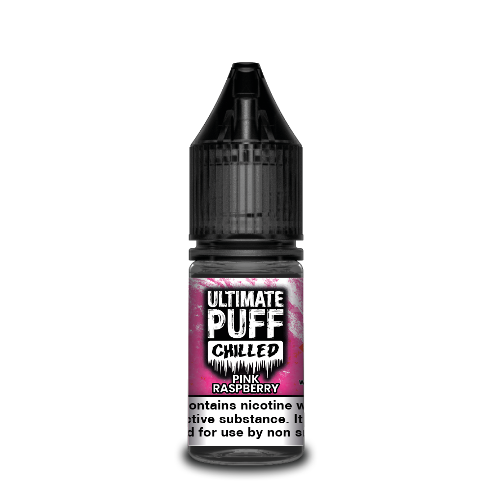 Pink Raspberry 10ml Ultimate Puff 50/50 (Box of 10)