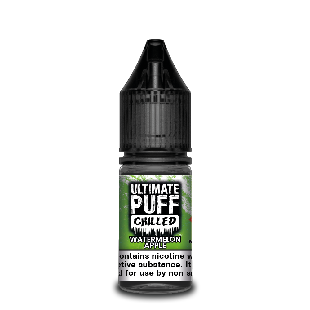Watermelon Apple 10ml Ultimate Puff 50/50 (Box of 10)