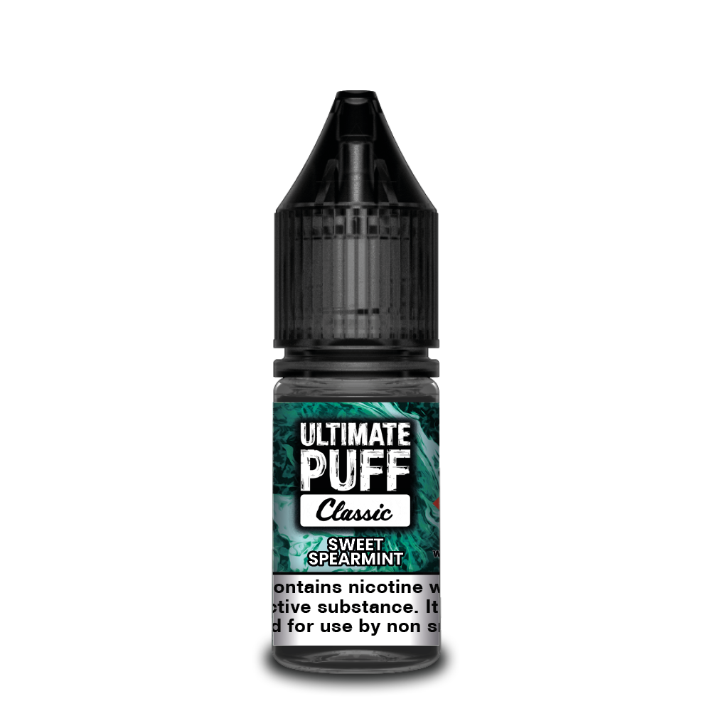 Sweet Spearmint 10ml Ultimate Puff 50/50 (Box of 10)