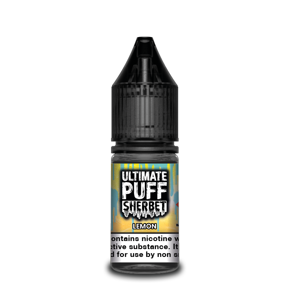 Lemon 10ml Ultimate Puff 50/50 (Box of 10)