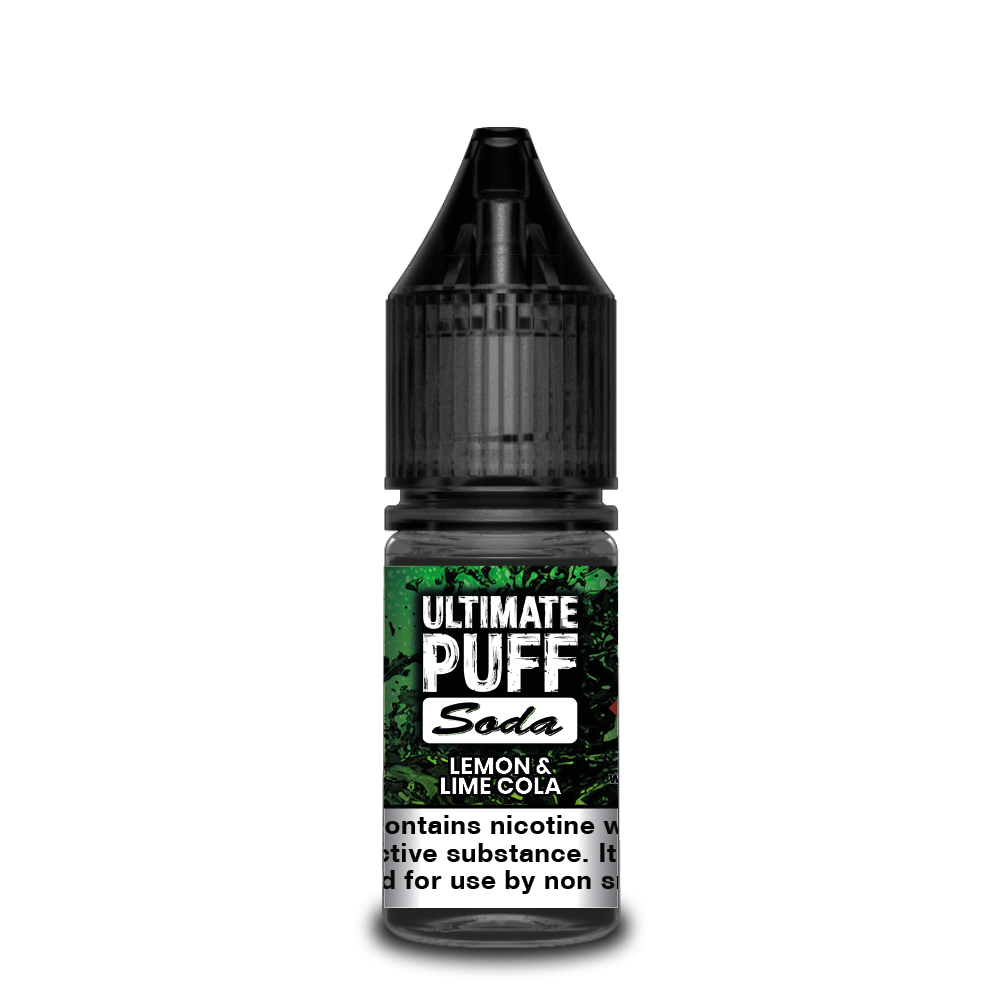 Lemon Lime Cola 10ml Ultimate Puff 50/50 (Box of 10)
