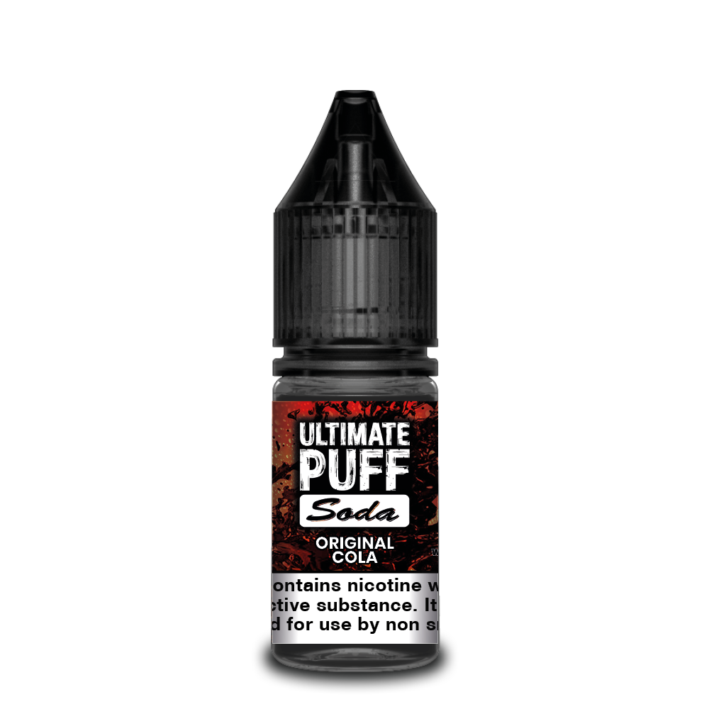 Orginal Cola 10ml Ultimate Puff 50/50 (Box of 10)