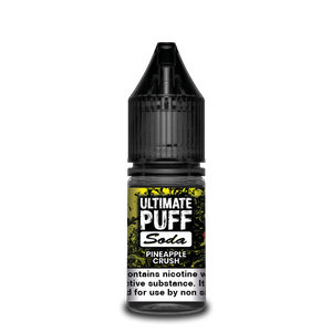 Pineapple Crush 10ml Ultimate Puff 50/50 (Box of 10)