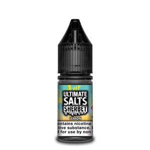 Ultimate Salts Sherbet 10ml Lemon (Box of 10)