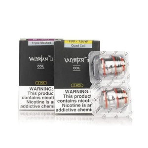 Uwell Valyrian 2 Tank Coils  (pack of 2)
