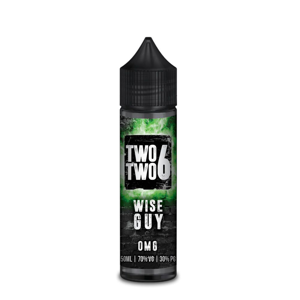 226 OG Wise Guy 50ml Short–fill