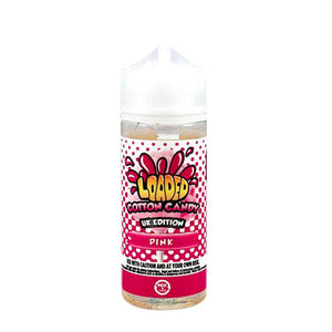 Cotton Candy 100ml Loaded