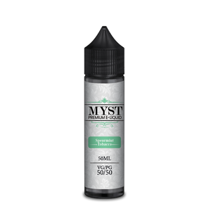 Myst 50ml Short-fill Spearmint Tobacco