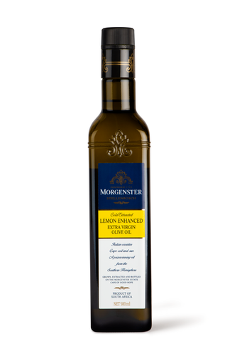 Morgenster Extra Virgin Olive Oil Lemon - sapori.world