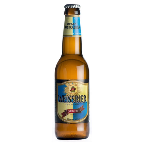 Birra Weissbier Oerbaek 5% alc. vol. 33cl x12 - sapori.world