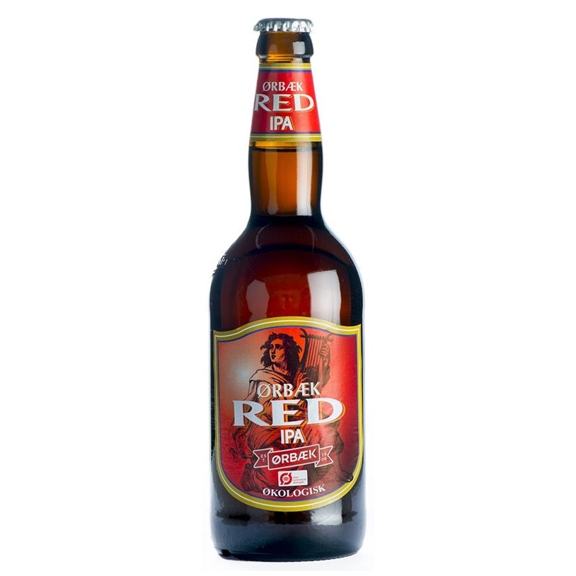 Birra RED IPA 4.8% alc. vol. 50cl x12 - sapori.world