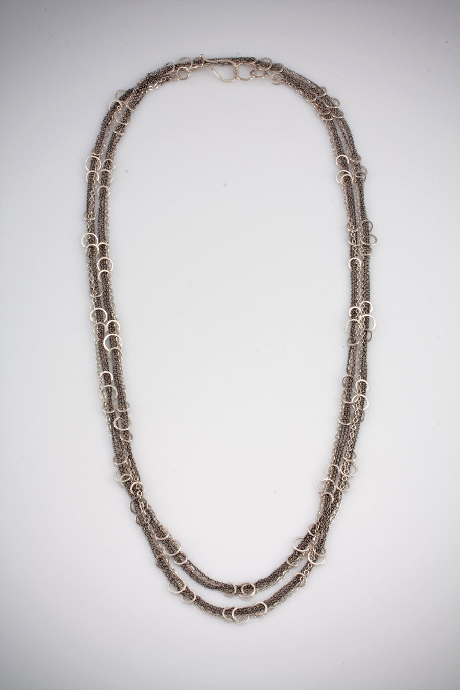 Hitch Necklace in Sterling