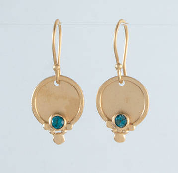 Little Bud Earring in Vermeil