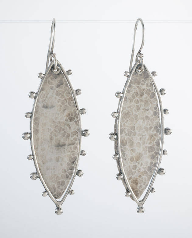 Spur Marquise Earrings