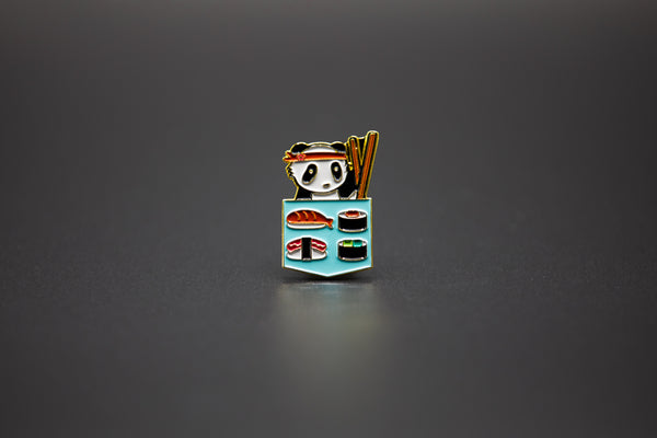 Sushi Pocket Pin