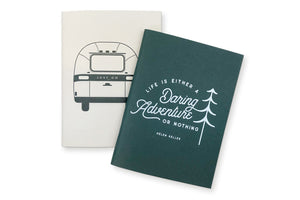 Airstream Daring Adventure Pocket Notebooks