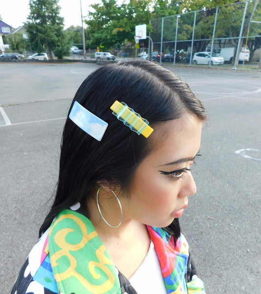 Chunks Lucy Barrettes