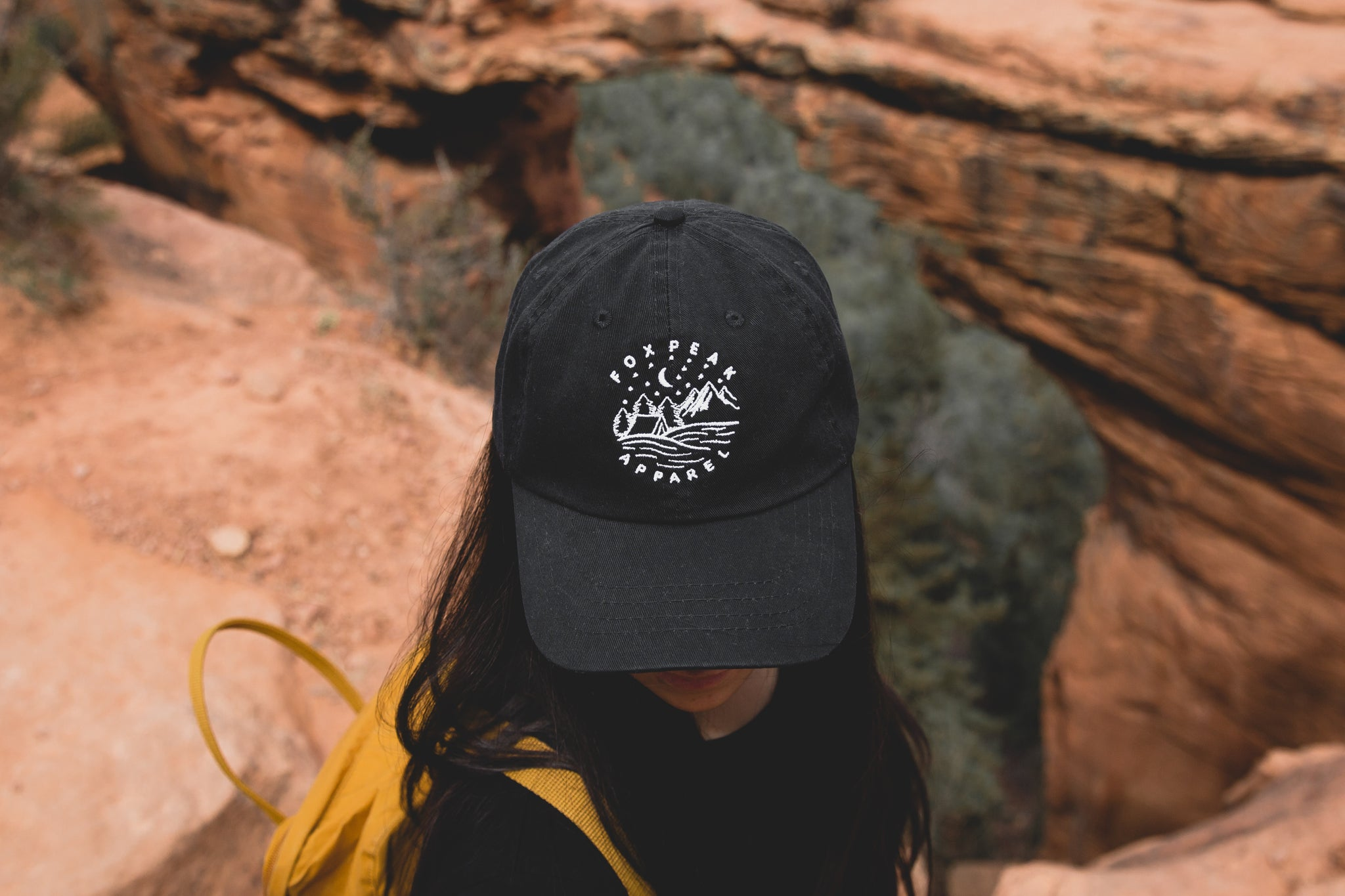Camp Logo Hat