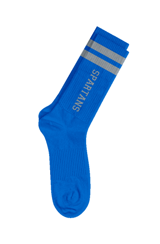 Sock Club Wide Stripe - Sock Club Face Socks